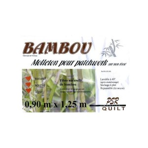 molleton bambou
