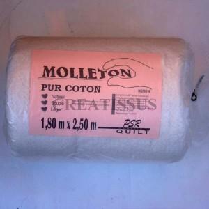 Molleton Coton