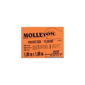 Molleton flocon