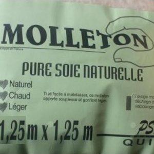 Molleton pure coton